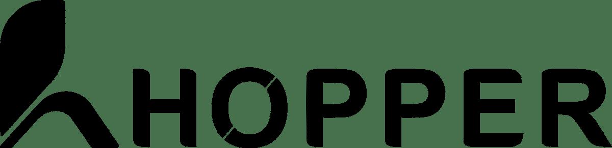 Logo + Hopper